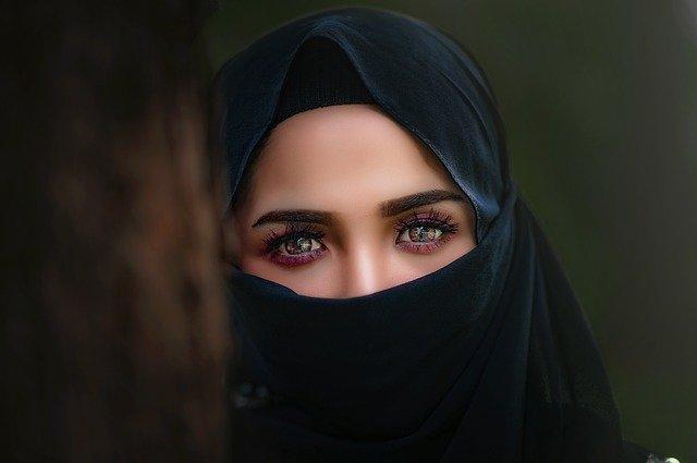 hidžáb, šátek