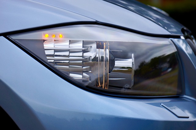 xenonový světlomet