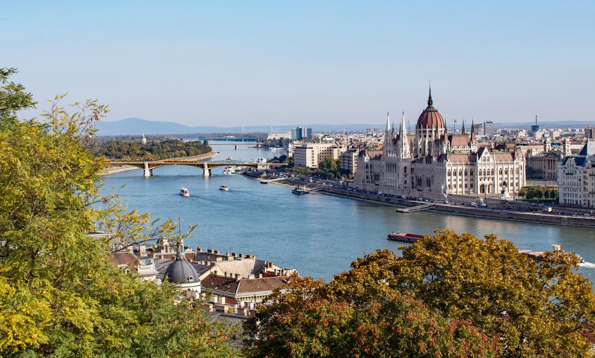 moderní Maďarsko